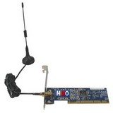Hiro H50169 Wireless-G Network Adapter Coupons